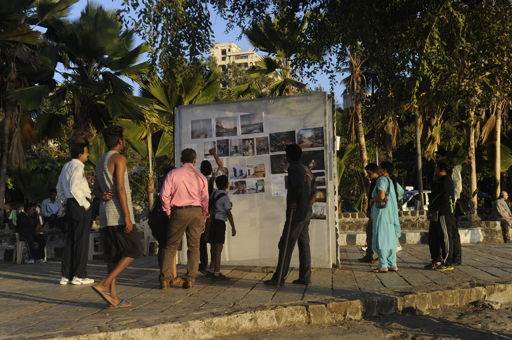 3. Blindboys.org photo collective at FOCUS Photography Festival Mumbai 2015 + Nicola Antaki